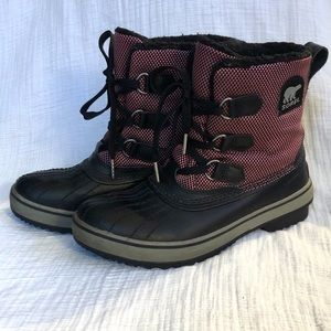 Sorel Winter Pink Snow Boots